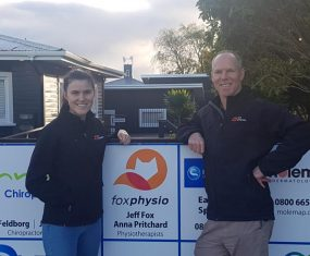 OLYMPIC SKI PHYSIO JOINS FOX PHYSIO